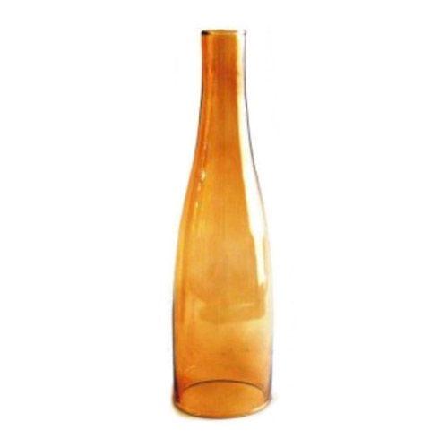 Comprar | Botella cristal para fabricar lámparas | Pantallas de cristal #handmade #decoracion #lamparas #accesorioslamparas #iluminacion
