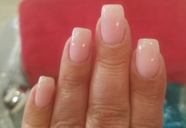 Nail Juice: Comparison: Its A Girl vs. In The Spotlight Pink