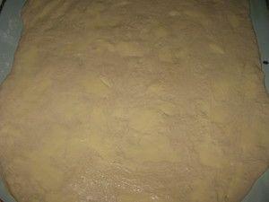 Домашнее слоеное дрожжевое тесто и хачапури из него. рецепт с фотографиями