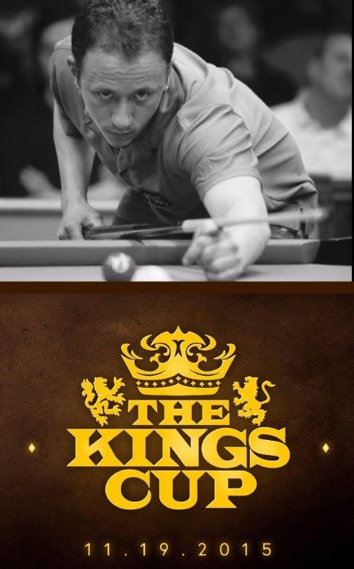 Van Boening Completes All Star Western Team In Kings Cup