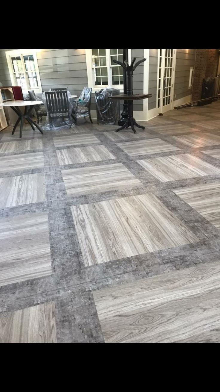 Beautiful Interface LVT installation in an assisted living home #interfacelvt #quietestlvt #endlessdesigns