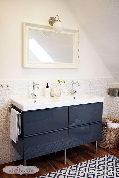 Die besten 25+ Waschtisch ikea Ideen auf Pinterest Ikea - badezimmer quelle