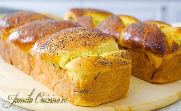 Romanian Sweet Bread (Recipe in Romanian) Reteta Cozonaci pas cu pas - reteta video - JamilaCuisine