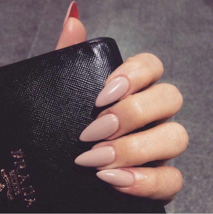 Nude nails – #Nails #nude – j
