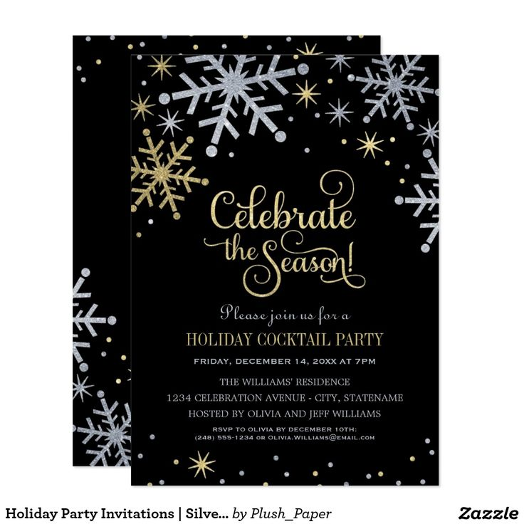 967 besten Christmas Party Invitations Bilder auf Pinterest