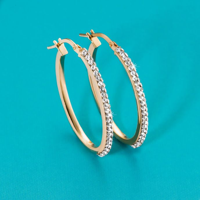 Soul Hoop Earrings R1,298  *Prices Valid Until 25 Dec 2013