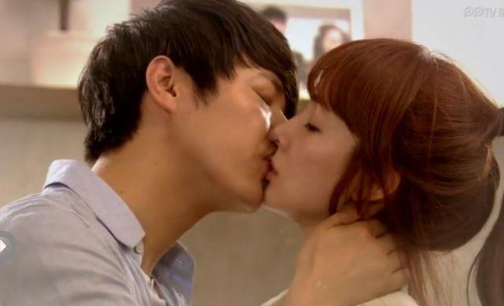 """Yoon Sang Hyun and Choi Ji Woo from K-drama """"Can't Lose"""""""