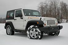 Jeep Wrangler - Wikipedia, the free encyclopedia