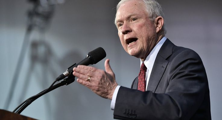 US Senator Jeff Sessions, who has represented the state of Alabama in the US Senate since 1997, is one of the possible candidates for the post of Secretary of State in Donald Trump's cabinet.  Read more: https://sputniknews.com/politics/201611111047352800-jeff-sessions-trump-state-secretary/