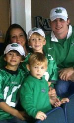 """""""Chad Pennington – My Life of Dad"""" by Art Eddy -- Chad Pennington played in the NFL for eleven years. He was selected by the New York Jets in the first round in the 2000 NFL Draft. He played for the Jets then played for the Miami Dolphins. Chad won the NFL Comeback Player of the Year Award twice. He is the NFL's all-time leader in […] -- http://m.lifeofdad.com/blog_post.php?pid=14212"""