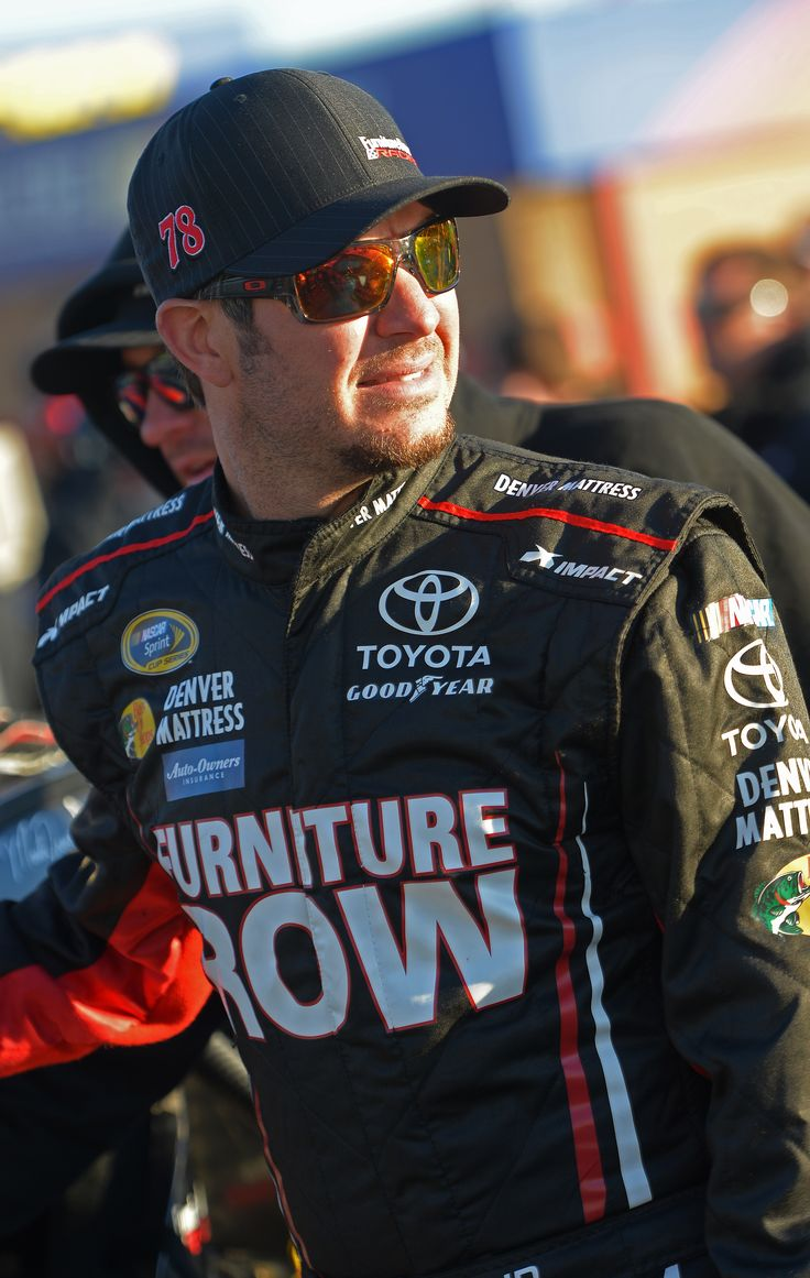 Martin Truex Jr. at the 2016 Folds of Honor QuikTrip 500