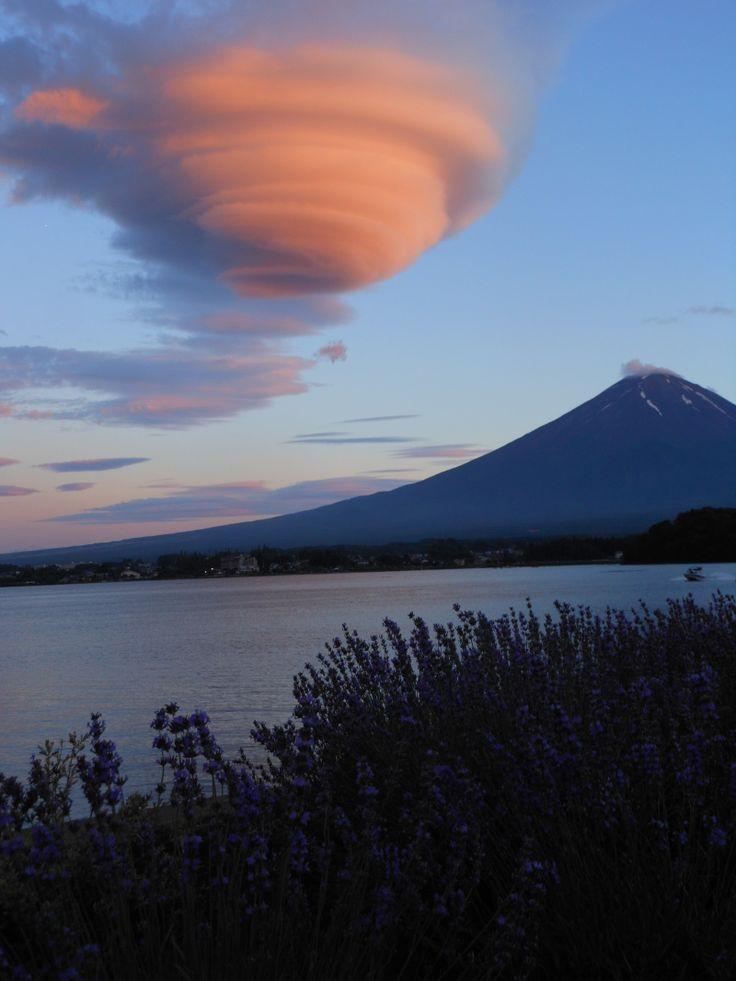 富士山上空に、巨大な龍の巣!!!の画像 | トヨタマヒメ富士日記