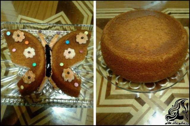 همیشه دستور هر کیکی را می گذارم اولین سوال کدبانوها این است که این کیک را بدون فر چجوری می شود پخت تو ق Blueberry Cheesecake Gingerbread Cookies Gingerbread