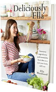 Simple, natural, delicious recipes that help you look and feel your best from the best selling author Ella Woodward!