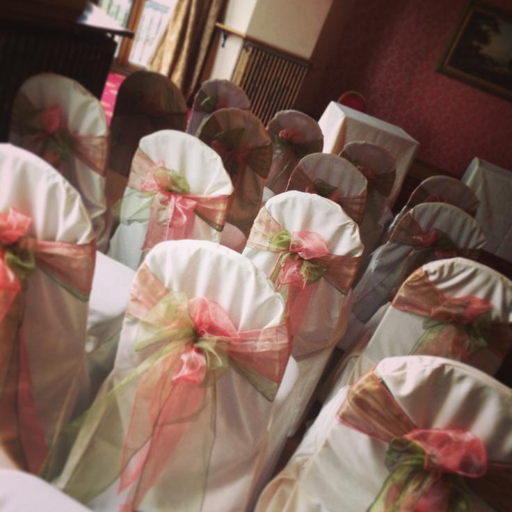 Haigh hall wedding