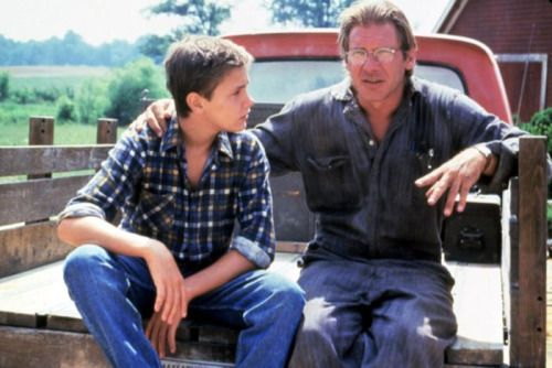 Harrison Ford & River (The Mosquito Coast)