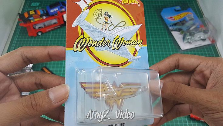 Special Edition Wonder Woman Invisible Jet Hot Wheels on AToyZ  #invisiblejet #wonderwoman  More http://bit.ly/2x8FkOB