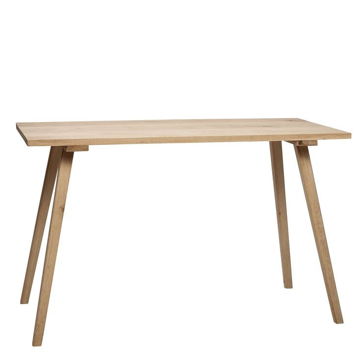 Nature oak dining table. Product number: 888008 - Designed by Hübsch