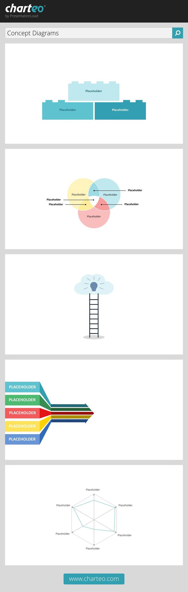 The 22 best concept diagrams powerpoint templates images on give your presentation a modern look by utilizing our concept diagram templates maxwellsz