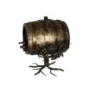 Suport fier forjat butoioas vin