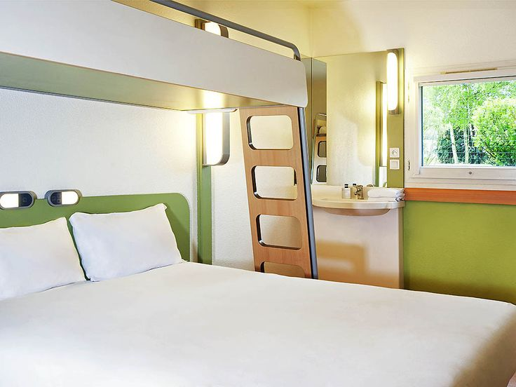 """#hotels #motels IBIS BUDGET CERGY PIERRELAYE: """"Ibis budget (formerly Etap Hotel), the smart accommodation choice! When you… #vacation"""