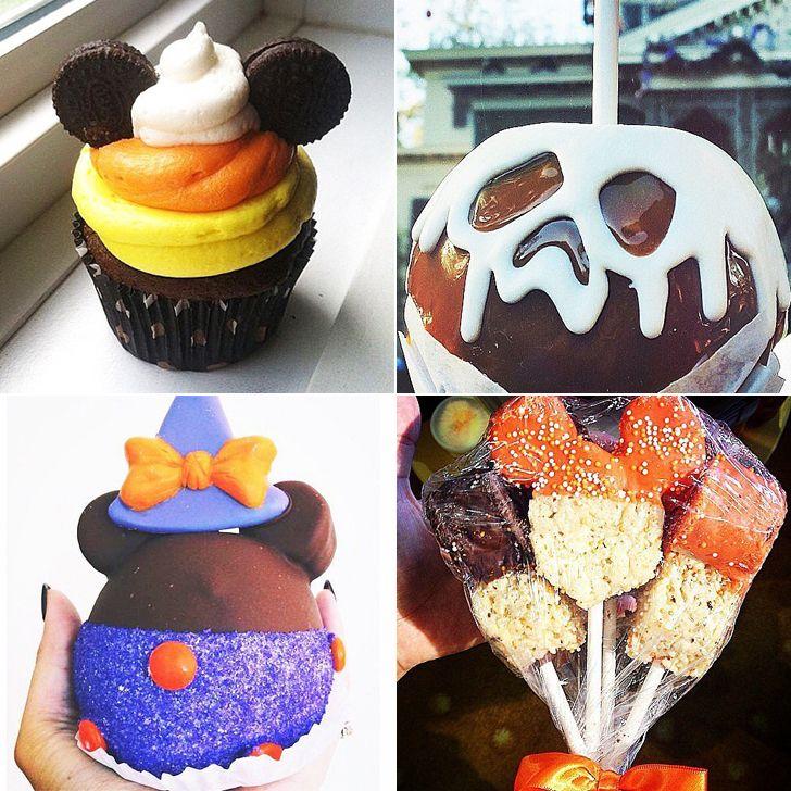 16 Treats You'll Want to Grab During Disneyland's Halloween Season