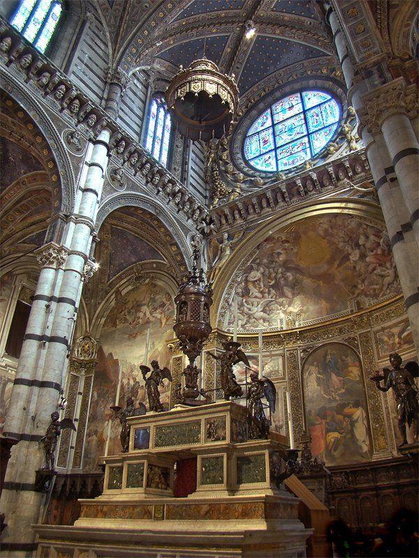 Италия Сиенский собор . Обсуждение на LiveInternet - Российский Сервис Онлайн-Дневников