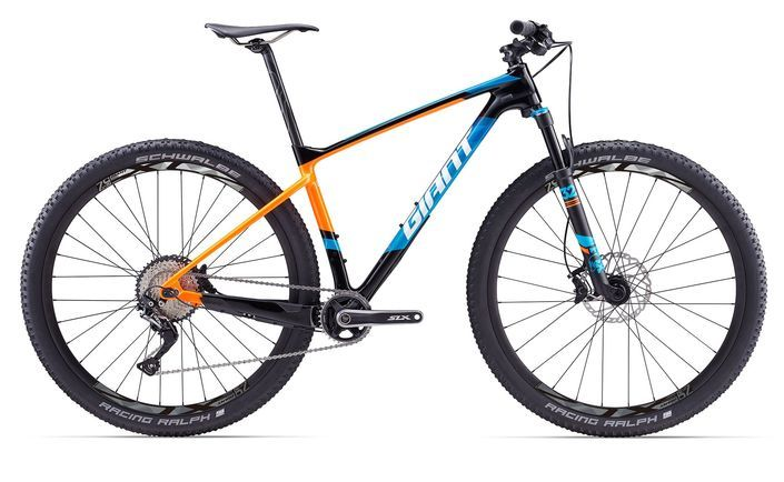 Everything you need to know about the Giant XTC Advanced 29 2 2017 - View Reviews, Specifications, Prices, Comparisons and Local Bike Shops.