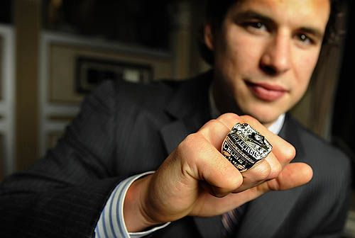 2009 Stanley Cup ring.