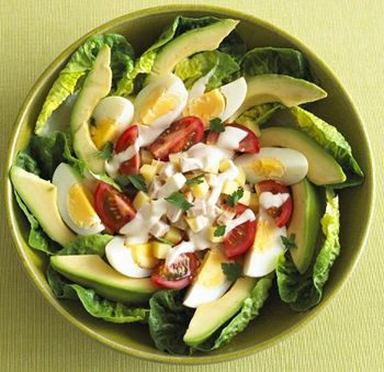 салат из помидоров и перца
