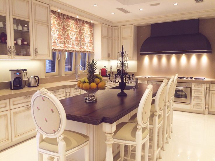 Kitchen-Design-Ideas :Traditional  White Patine Kitchen
