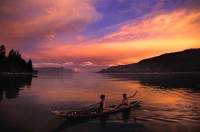 Lake Toba : Jewel on the North Sumatera - Indonesia Islands