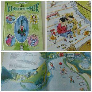35/52 De kindertemmer. / Jacques Vriens en Kees de Boer. Hilarisch over the top verhaal met heerlijke illustraties. Veel tekst en daarom zeker goed te gebruiken in midden en zelfs bovenbouw.
