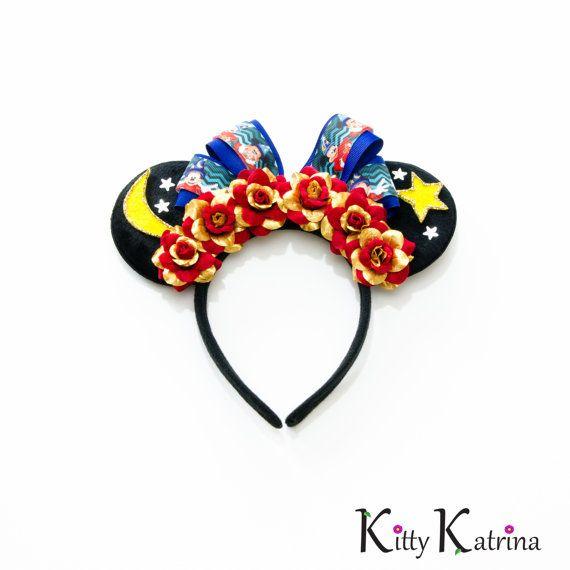 Tovenaar Disney oren hoofdband Sorcerer's door LUVKittyKatrina
