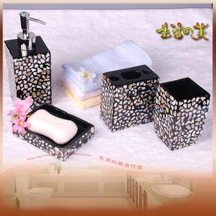 Gargarejo lavagem banho de resina embutidos textura de mármore conjunto elegante casa de banho louças sanitárias 4 alishoppbrasil