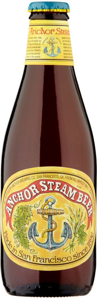 Anchor Steam Beer (355ml) | Compare Prices, Buy Online | mySupermarket