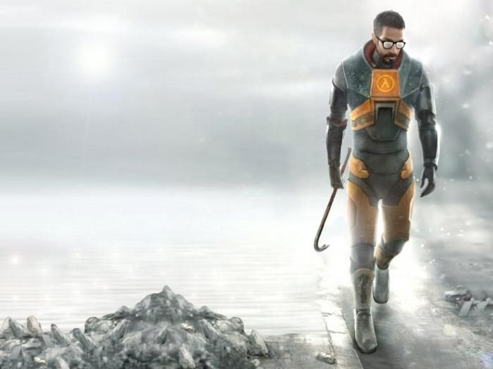 Epic game, AWFUL WAIT FOR THE THIRD ONEGordon Freeman, Life Wallpapers, Half Life