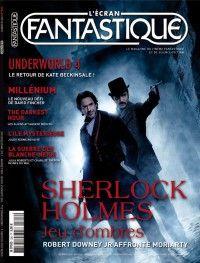L'Ecran Fantastique #327 : Sherlock Holmes : Jeu d'ombres