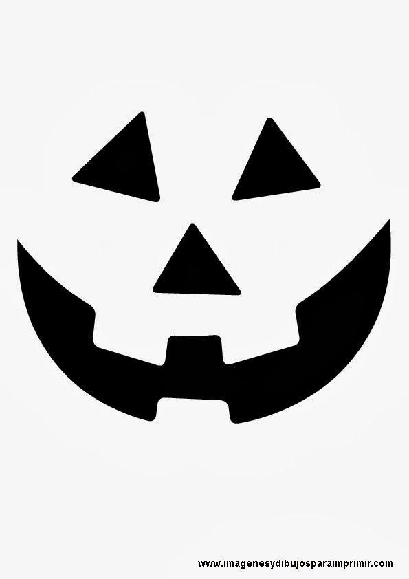 Caras de calabaza de halloween . tienes ya la calabaza y ahora ...