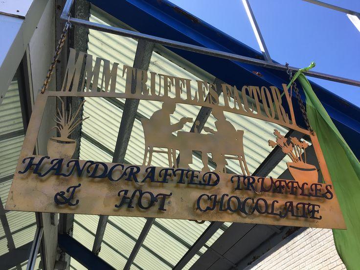 @Handcrafed Truffles & Hot Chocolate