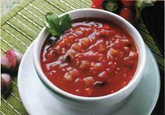Receta de Salsa siciliana