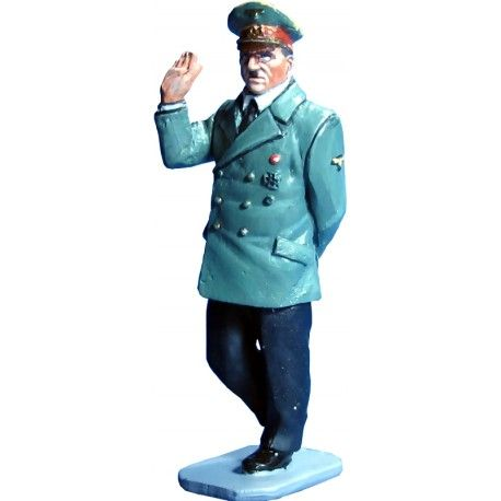 WW 118 German supreme commander