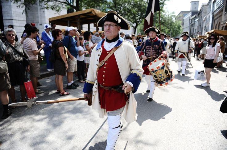 Montréal's 18th Century Public Market | © Marc-Antoine Zouéki - zoueki.com