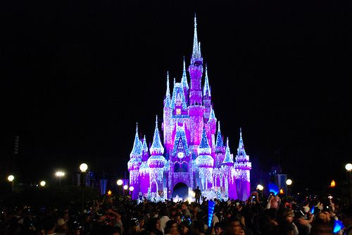Walt Disney World, Orlando! The happiest place on earth!