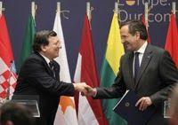 Offizielle Eröffnung der griechischen EU-Ratspräsidentschaft