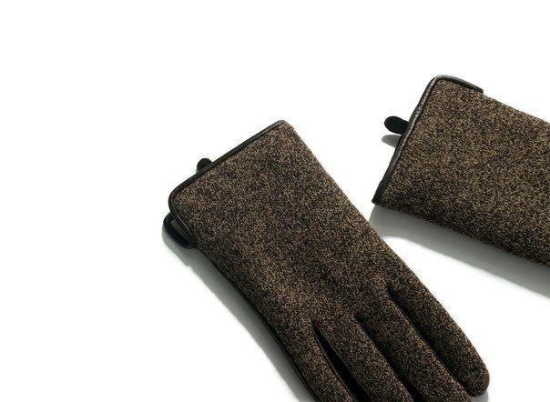 ACCESSORIES   Дополните образ элегантными аксессуарами  Перчатки кожаные с шерстяной подкладкой - 1 199 руб.  #MFI #mensfashion_industry   #musthave #аксессуары #aw15    http://mensfashion-industry.com/