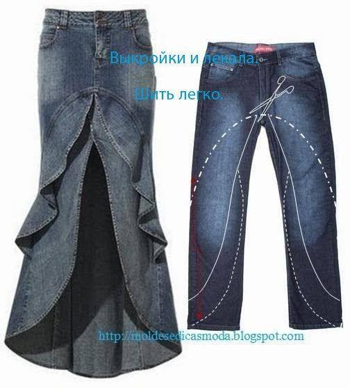 Gonna di Jeans