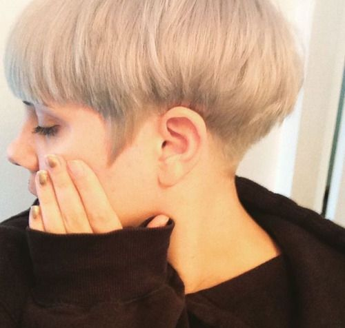 394 Best Bowl Cuts Images On Pinterest