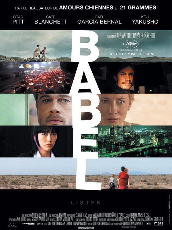 (434) Babel - Film (2006) - SensCritique