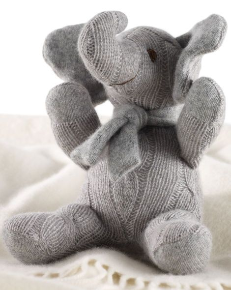 110 best luxury and expensive baby gifts images on pinterest small cashmere elephant baby little luxuries ralphlauren negle Image collections